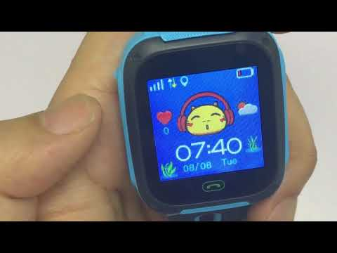 Kids Smart Watch S4
