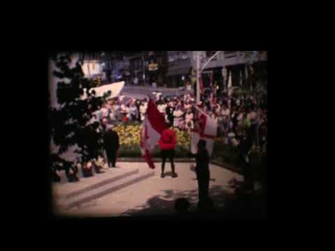 Kitchener Parade - late sixties