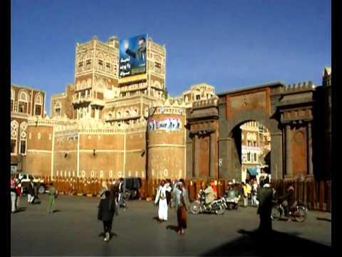 Sanaa, capital of Yemen