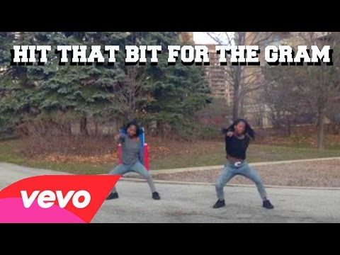 Hit That Bit For The Gram - @MightyMike Twin Version Dance Cover #HitDhatBit4TheGramChallenge