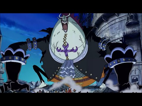 One Piece Thriller Bark Power Levels