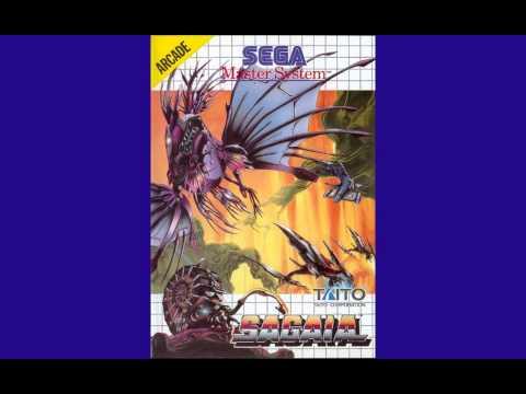 Sagaia (Darius 2) soundtrack (Sega Master System) - Planet Blue ~ Earth Scene