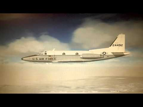 FSX:SE North American Rockwell T-39 Sabreliner Edwards AFB flight