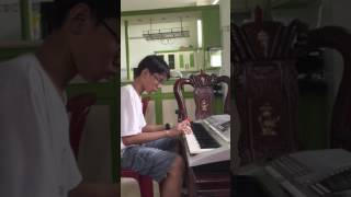 Đệm hát ĐÁM CƯỚI TRÊN ĐƯƠNG QUÊ