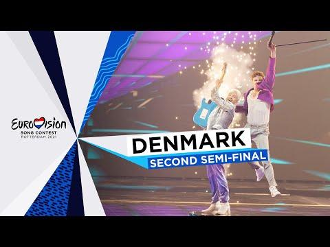 Fyr Og Flamme - Øve Os På Hinanden - LIVE - Denmark ?? - Second Semi-Final - Eurovision 2021