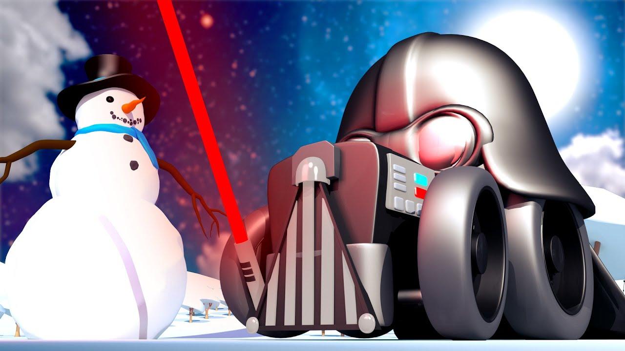 özel Star Wars Ben Darth Veda Oluyor Tomun Boya Dükkanı Araba
