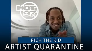 Rich The Kid Sends 4/20 Vibes + Breaks Down What Battles We Need Next!