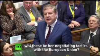 Roberts brings up May