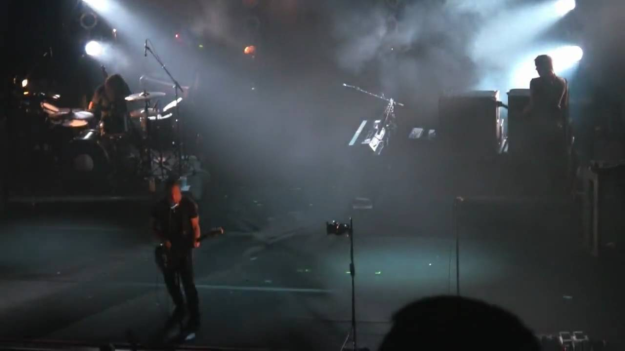 Nine Inch Nails - Dead Souls (Joy Division Cover) - Wiltern Theater ...