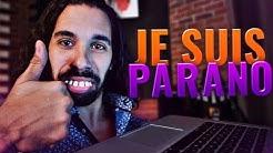 JE SUIS PARANO - JEREMY