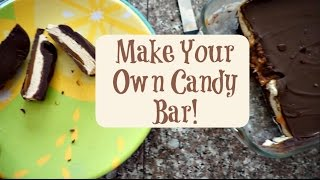 Make Your Own Candy Bar | National Nougat Day | MamaKatTV
