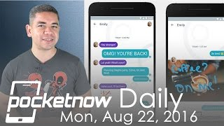 Android 7 Nougat launch, Google Allo Incognito & more - Pocketnow Daily