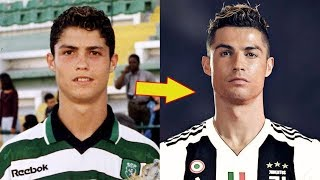 FOOTBALL STARS ⚡️ Then And Now