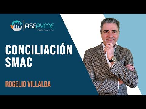 Acto conciliacion SMAC