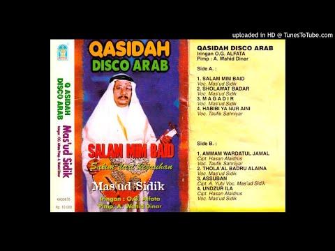MAS'UD SIDIK (ORKES GAMBUS AL FATA) - Magadir