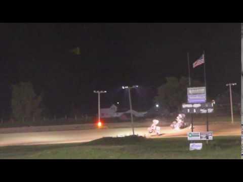 I-96 Speedway Crash