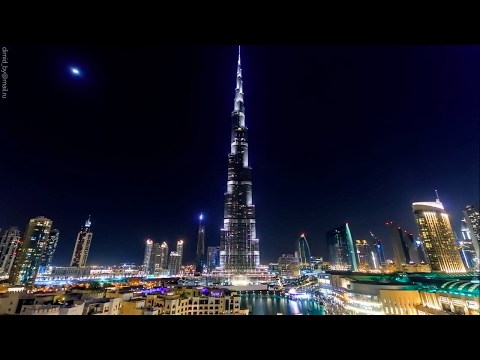 Emaar Dubai – The Centre Of Now, Theme Song