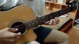 Trịnh Đình Quang- Thất tình (guitar solo) (TAB)