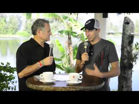 Breakfast With Bob From Challenge Laguna Phuket: Pete Jacobs