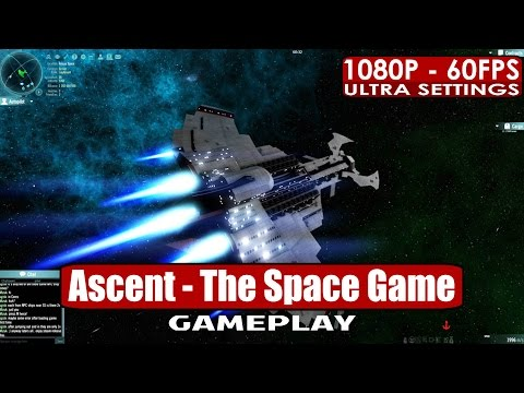 Ascent - The Space Game gameplay PC HD [1080p/60fps]