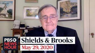Shields and Brooks on George Floyd, 100K coronavirus deaths