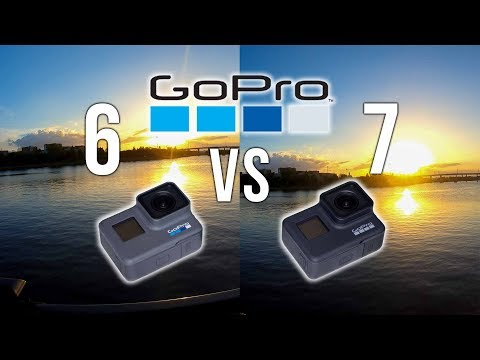 GoPro Hero 6 vs 7 Black 🎥 Review, Comparison + Test | MOORE APPROVED