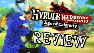 We Are the Champions   Hyrule Warriors: Age of Calamity Review (Video Game Video Review)