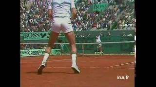 FO 1988 4R Lendl vs. McEnroe