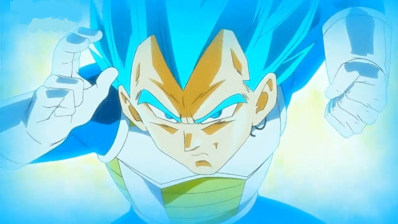Goku Super Sayayin Dios Azul Para Colorear: Fotos Con Movimiento De Goku Ssj Azul Vegeta Super Sayayin