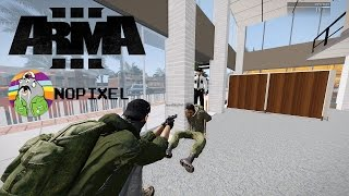 ARMA 3: NoPixel - FONG THE LORD OF LIFE