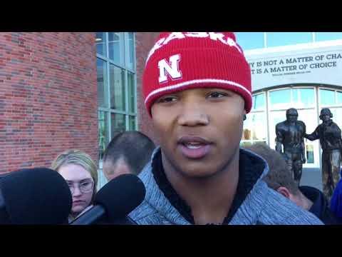 HOL HD: Lamar Jackson talks after Mike Riley firing