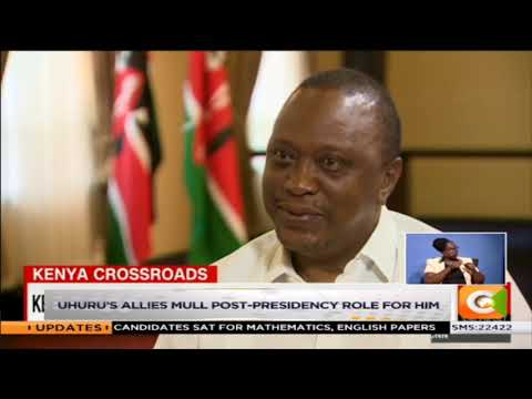 President Uhuru: I am not interested in a third term