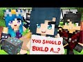 Building your COMMENTS in Minecraft!