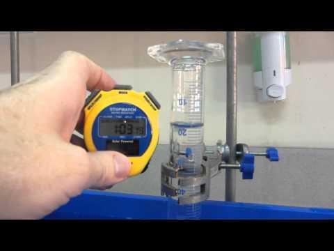 MnO2 + 20ml 6% H2O2