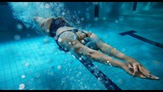 Плавание комплекс 200 метров