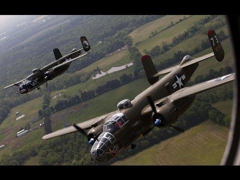 Vintage planes take flight for V-E Day
