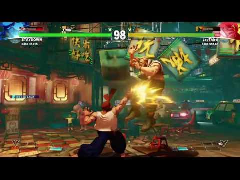 SFV-Rage Quitter Rashid--Sloppy Nash still takes W