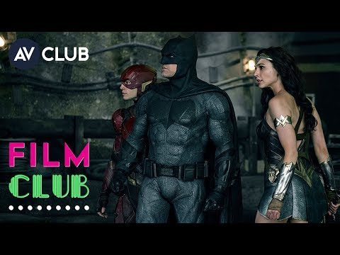Justice League Review | Film Club