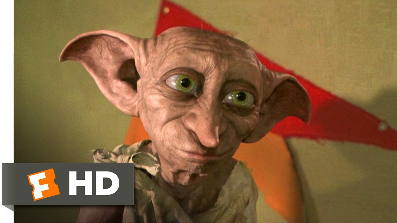 Dobby House Valentine Elf