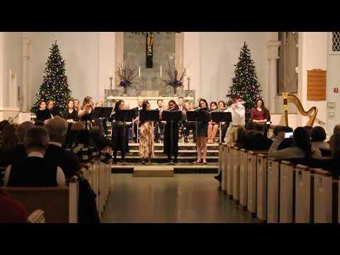 Christmas Concert 2019, St Catherine of Siena Church, Riverside, CT [3]