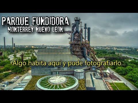 ALGO EXTRAÑO SUCEDE EN PARQUE FUNDIDORA MONTERREY NUEVO LEÓN