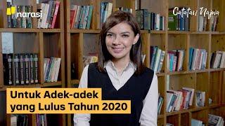 Untuk Adek-adek yang Lulus Tahun 2020   Catatan Najwa