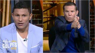 Julio César Chávez le dice al Alacrán Berchelt cuáles son sus errores sobre el ring   A los Golpes