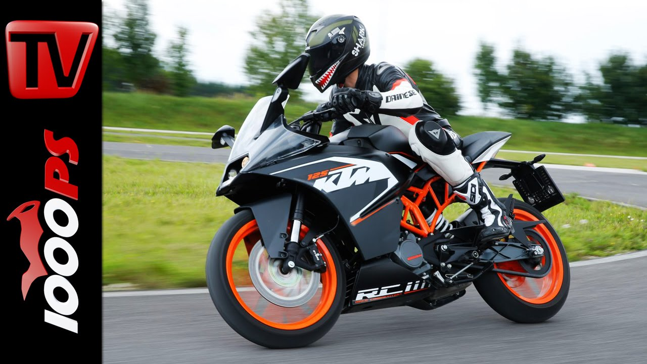 Ktm Rc  Top Speed Youtube