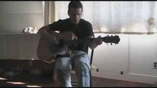 Jamie Benson - Guitar and Vocals