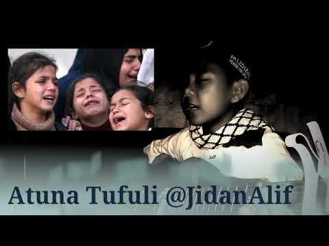 ATUNA TUFULI Versi INDONESIA Cover By JIDAN ALIF