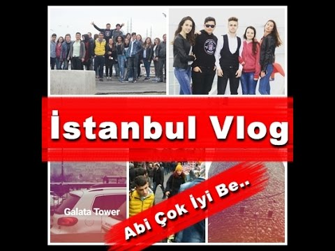İstanbul Gezi VLOG - Dörtçelik METEM -...