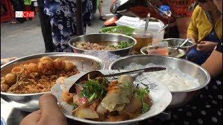 Thiên đường ăn vặt cực ngon ở Sài Gòn