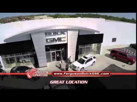 Time For You To Experience Ferguson Buick GMC   YouTube Time For You To Experience Ferguson Buick GMC