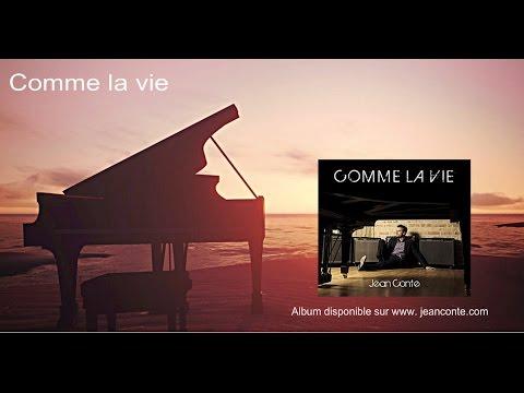 Beautiful piano/ relaxing music/ Comme la vie – extrait de l'album…